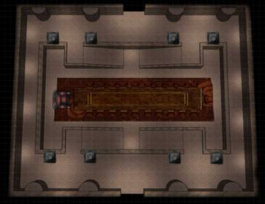 Grandmill: Throne Room