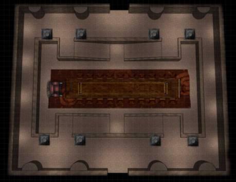 Grandmill: Throne Room