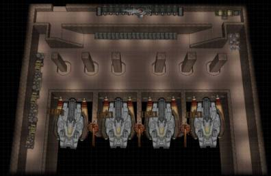 Grandmill: Royal Airdock
