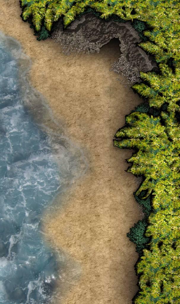 Beach-Map