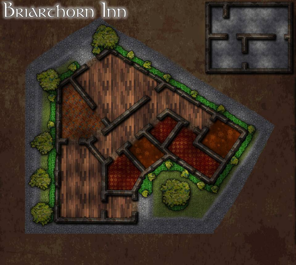 Briarthorn-Inn-Night