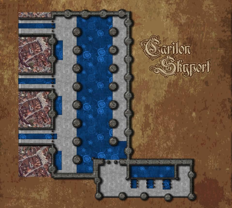 Carillon-Skyport
