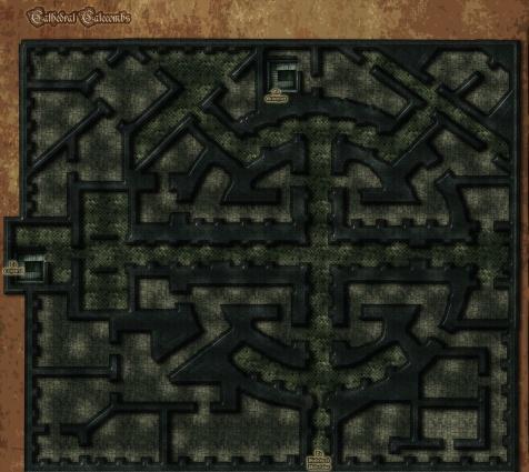 Highchurch Graveyards: Catacombs