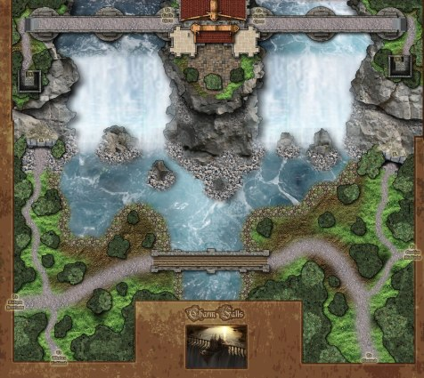 Charm Falls