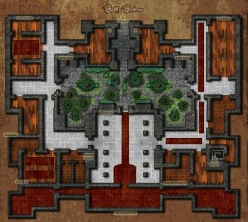 Faith's Fortress: Highchurch's Castle