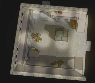 Grandmill: Sector Three Warehouse