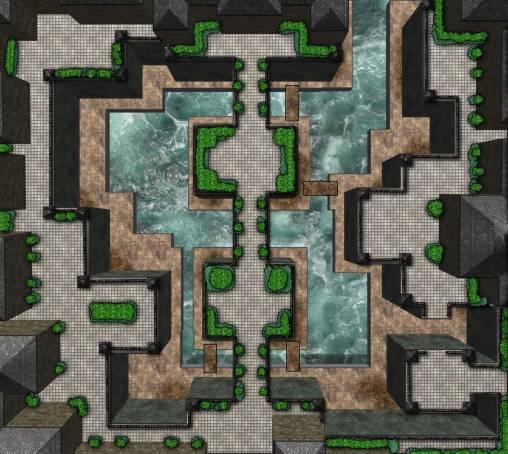 Grandmill: Sector Three Park