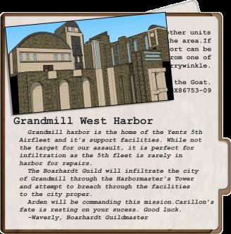 Grandmill Dossier