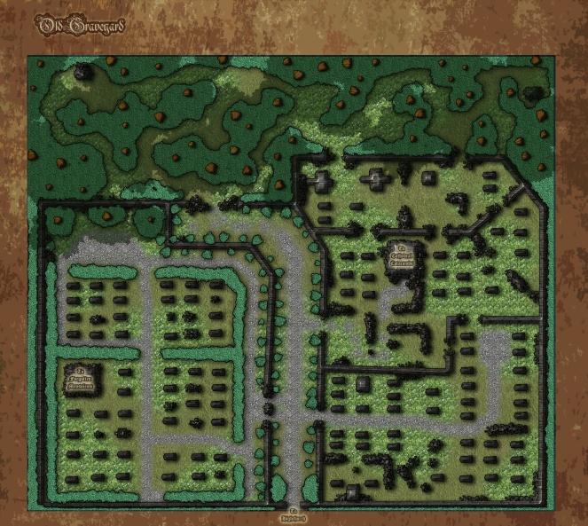 Highchurch Graveyards: Day