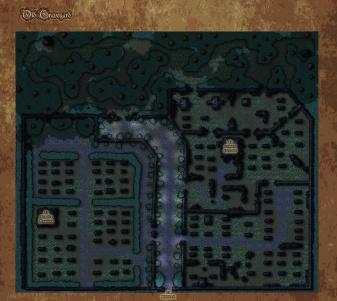 Highchurch Graveyards: Night
