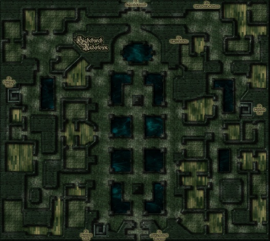 Highchurch: Undercity