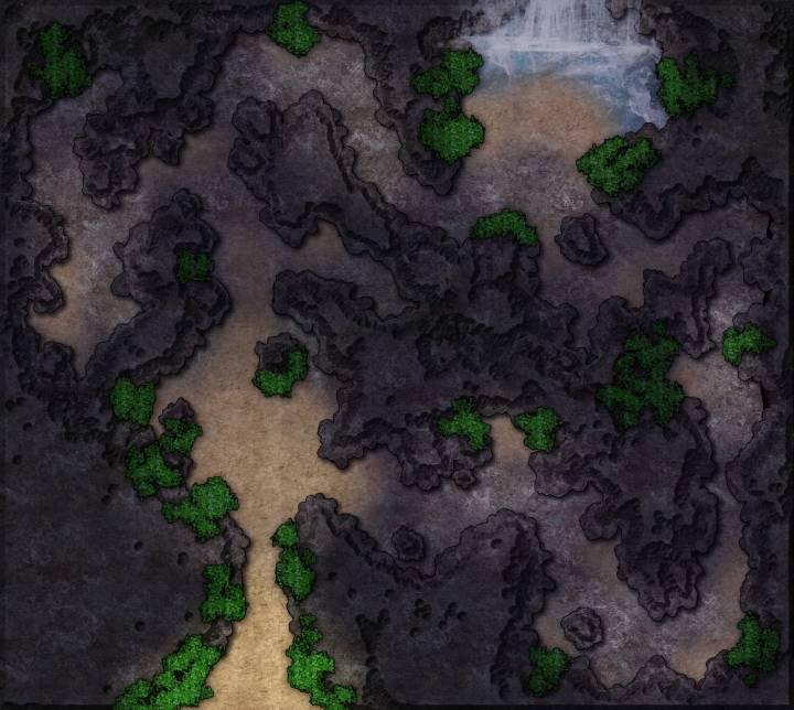 Island-Cave