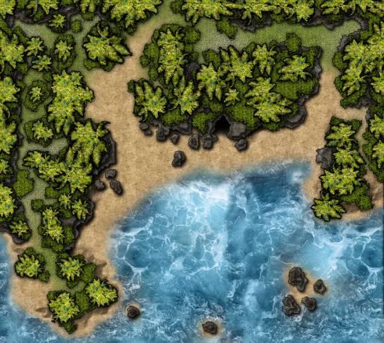 Sabu Island Shore