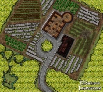 Mawson Farmstead: Day