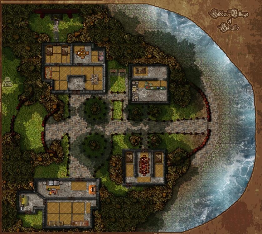 Ninja-Village
