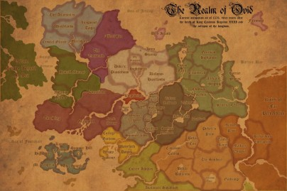 Original Worldmap: Falleron