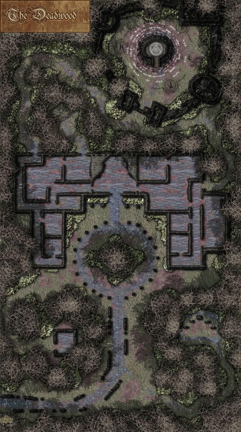 The Deadwood and Manor Blackbriar
