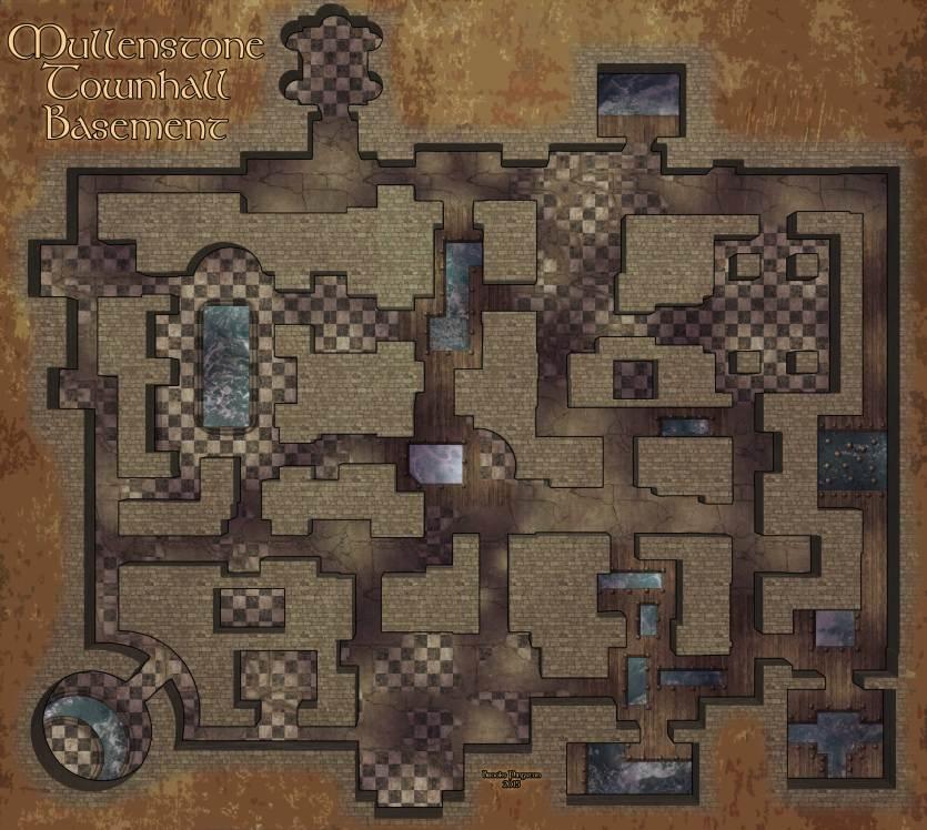 Town Hall Vaults