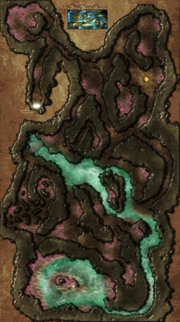 Ville-Bolette-Caverns