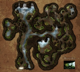 Waterfall Cave: Sanctuary Vale