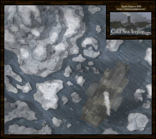 Northern Ice Shelf