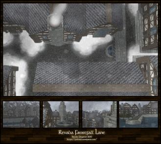 Revalia: Frostfall Lane Day