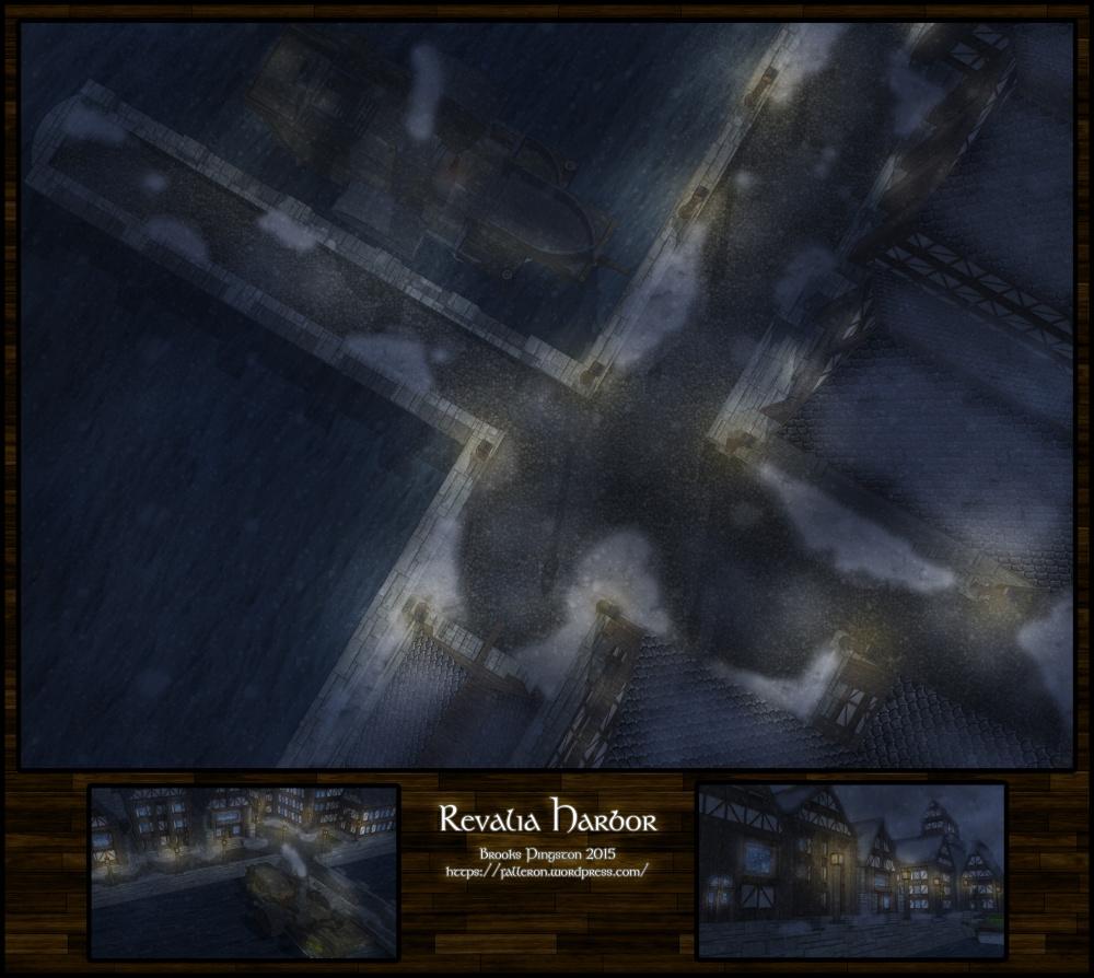 Revalia-Harbor-Night