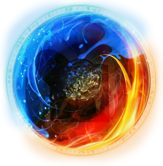Fire and Ice Orb