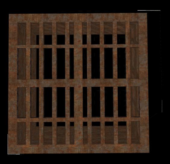 Metal Cage Trap