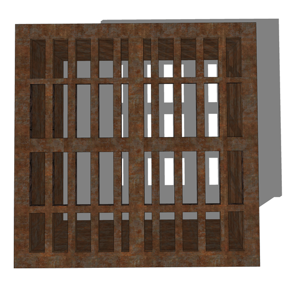 Metal-Cage