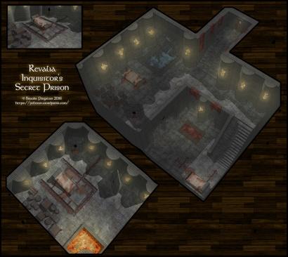 Revalia Torture Chambers