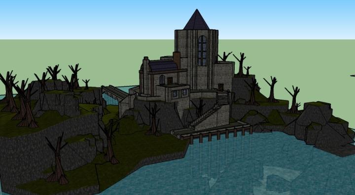 Loch Gladbaegol In Progress2