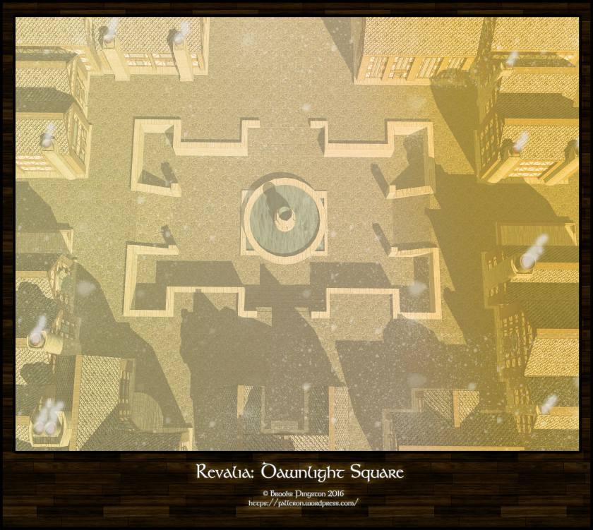 Revalia Dawnlight Square Dawn
