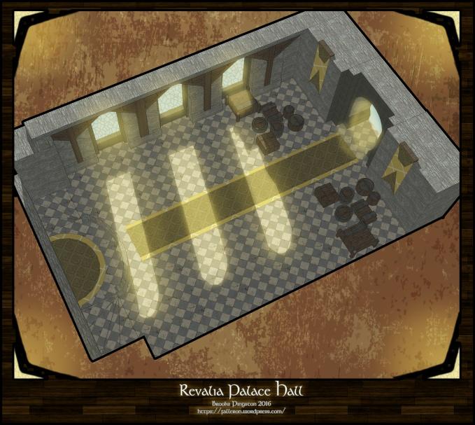 Revalia Palace Hall