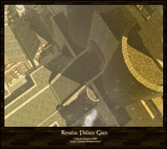 Revalia Palace Gate