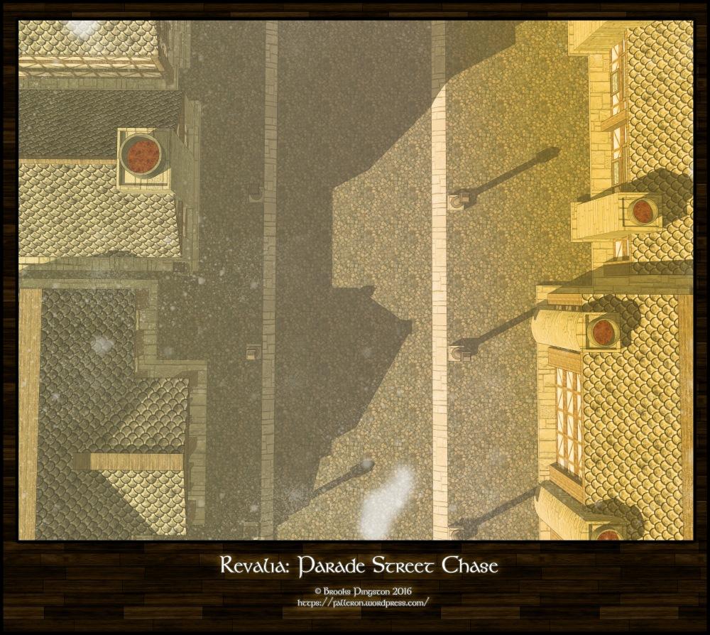 Revalia Parade Street Chase 1