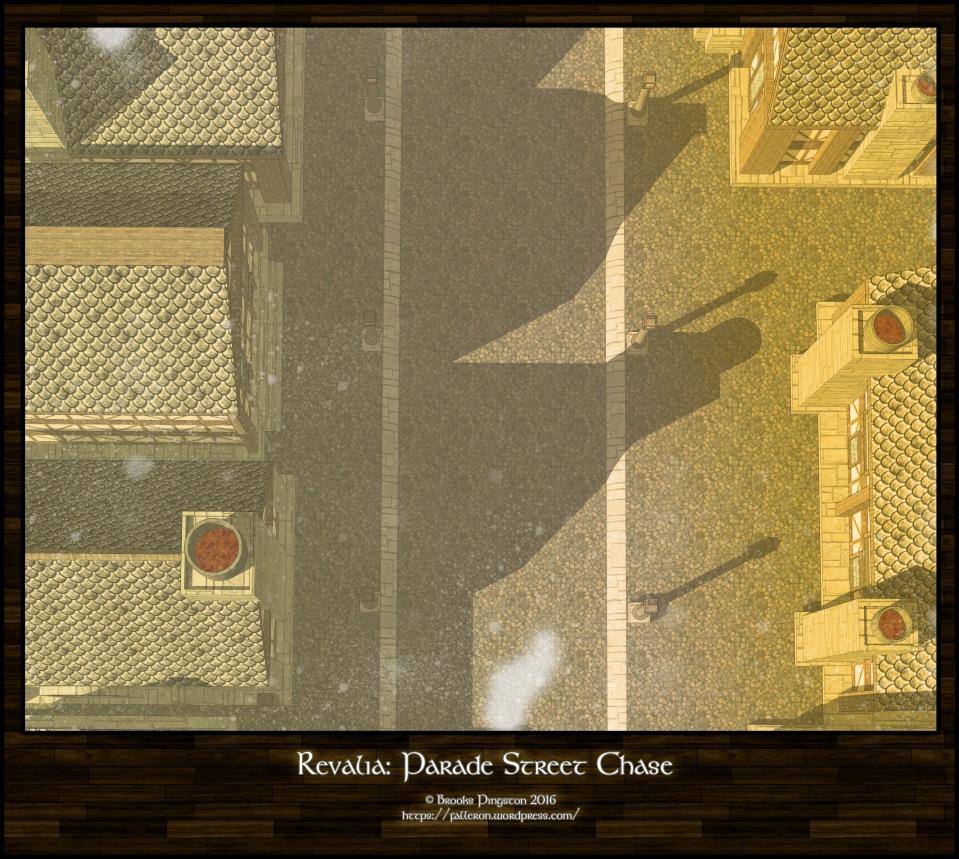Revalia Parade Street Chase 2