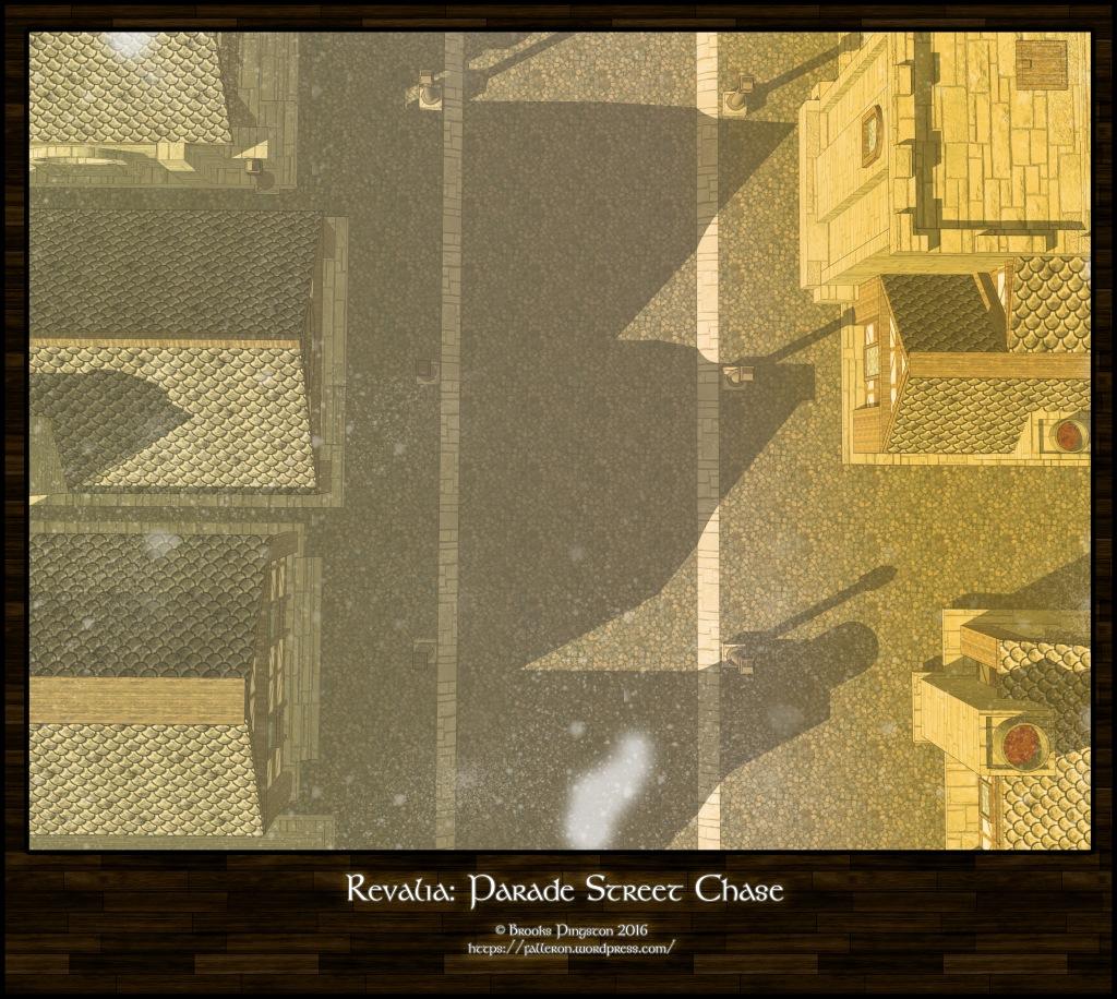 Revalia Parade Street Chase 3
