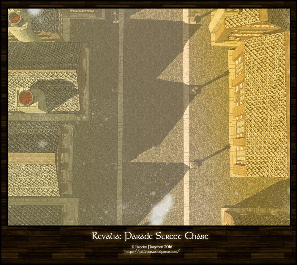 Revalia Parade Street Chase 4