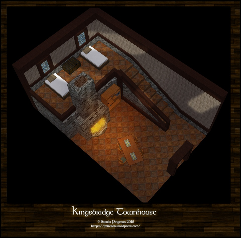 Kingsbridge-Townhouse-Map