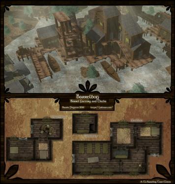 Barrelbog Factory: Day
