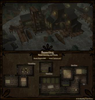 Barrelbog Factory: Night