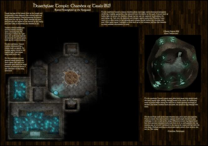 Hearthflare Temple: B2 SWLight