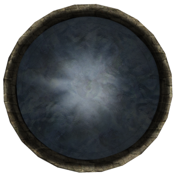 Hearthflare Well: Full with Beacon Light