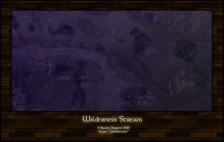 wilderness-stream-night