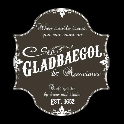 Original Gladbaegol and Associates Logo
