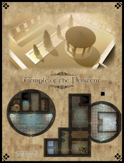 Temple of the Penitent Day