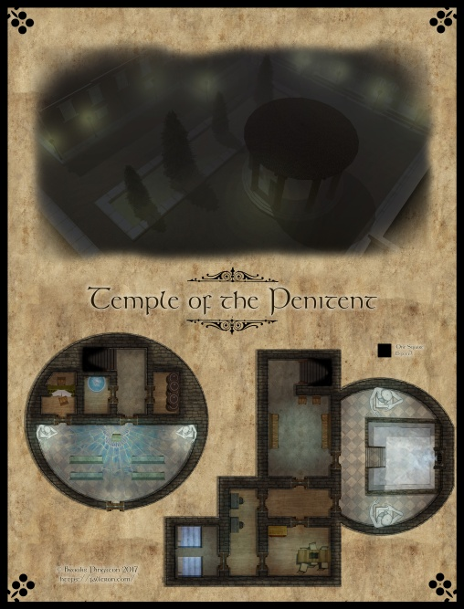 Temple of the Penitent Night