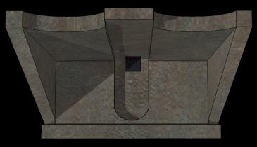 Metal Urinal