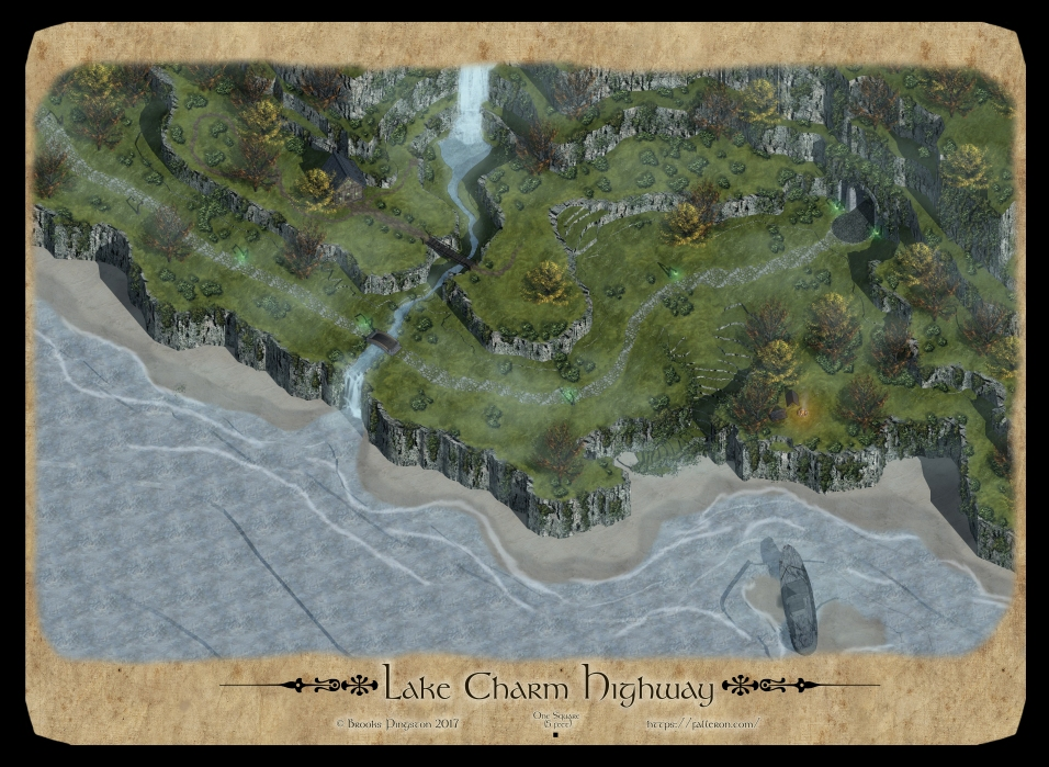 Lake Charm Highway - Whole